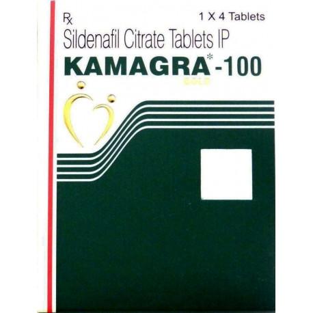 Kamagra Gold tablets 100 mg