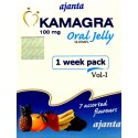Kamagra żel 100mg - Oral Jelly