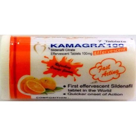 Kamagra tabletki musujące
