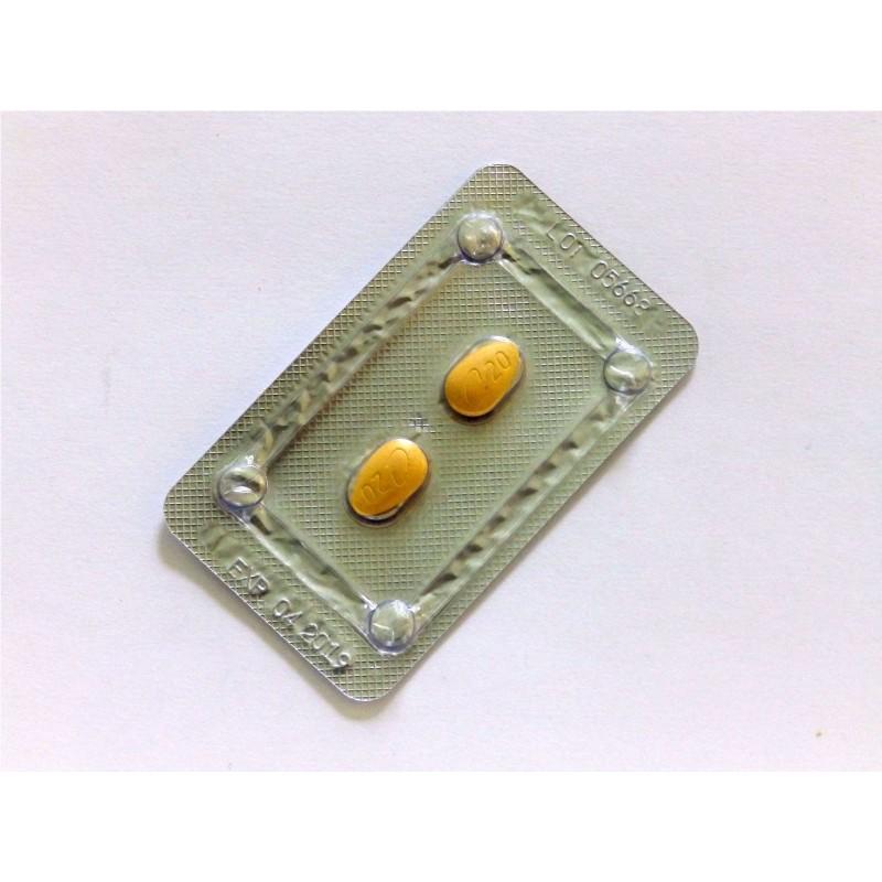 Cialis 20 mg tabletki