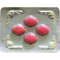 Lovegra 100 mg - viagra dla Pań